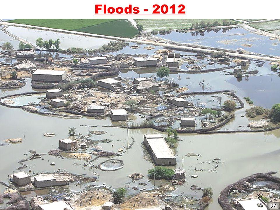 Floods - 2012