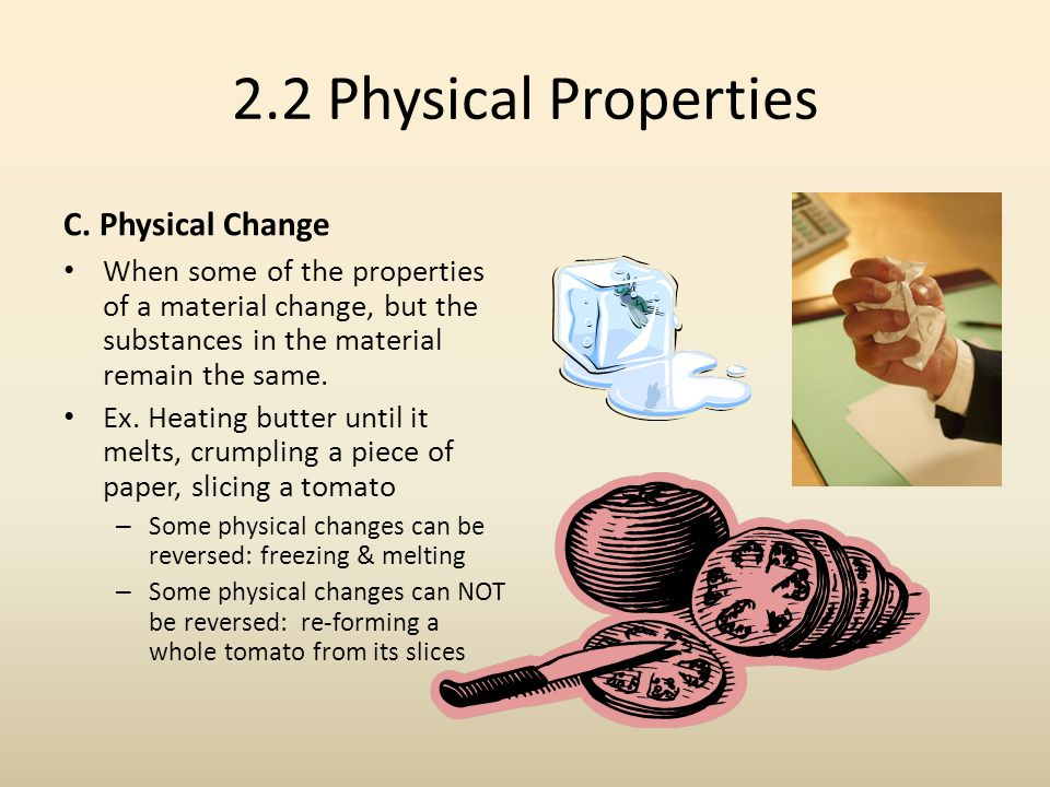 Physical And Chemical Properties Of Tomato
