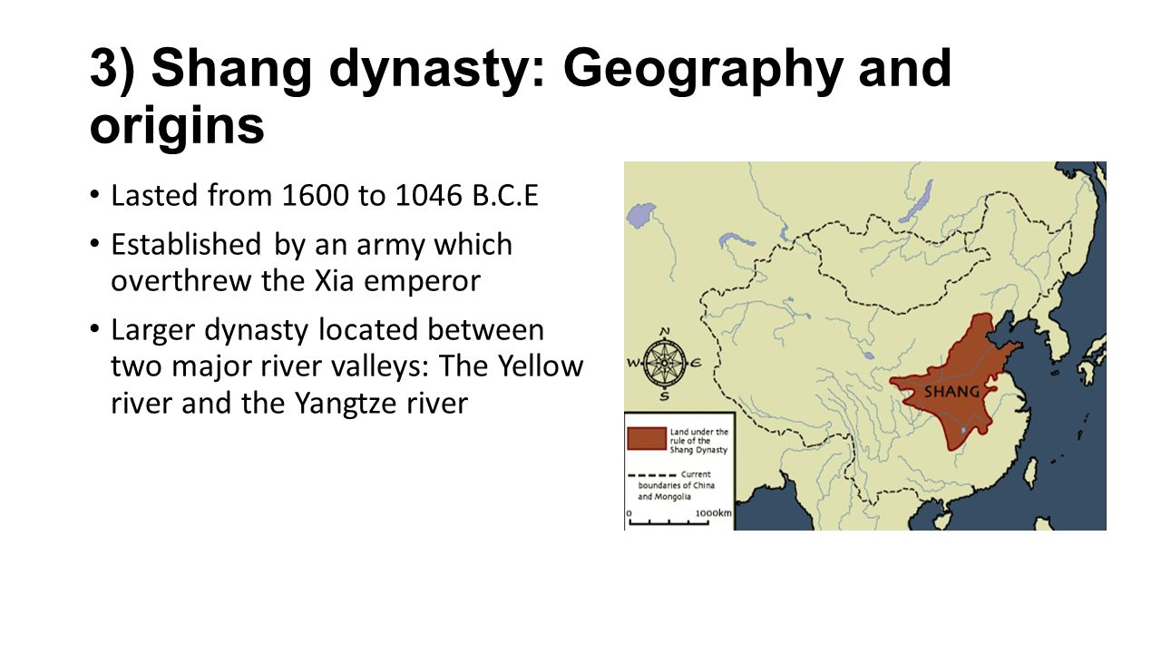 Ap world history xia and shang dynasties in ancient china ppt 3 shang dynasty geography and origins sciox Image collections