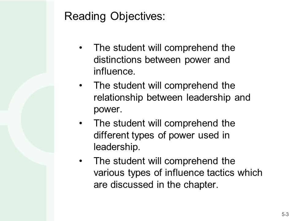 """relationship between leadership and power What comes to mind when you think of the term """"power"""" does it  figure 1  summarizes the relationship between power, influence, and leadership the key  to."""