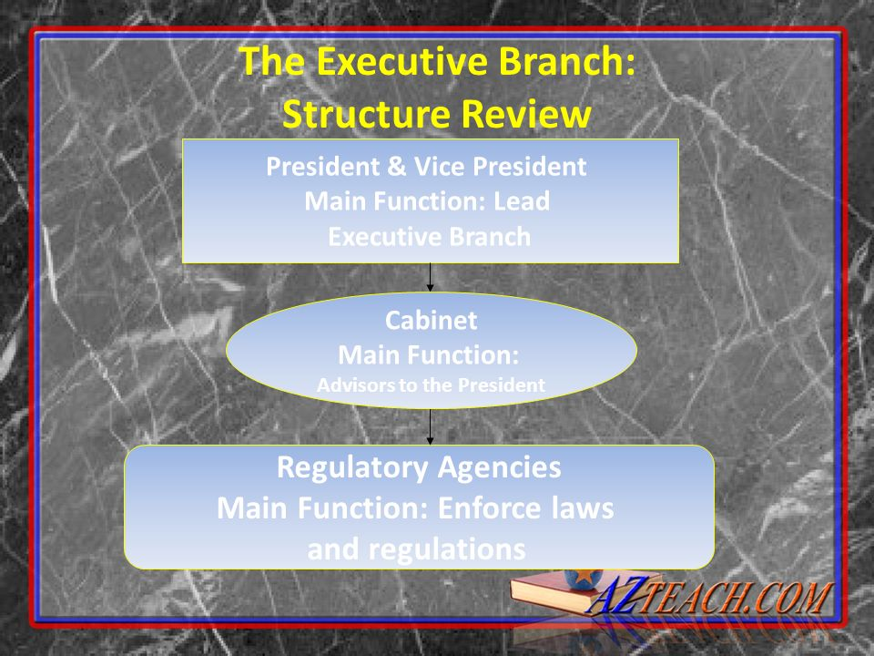 Unit Five: The Executive Branch. - ppt video online download