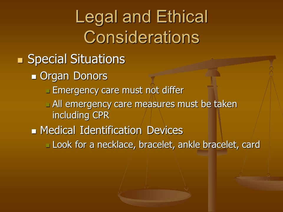 nursing ethical issues in the emergency room Ethical considerations in emergency nursing 0 there is adequate time to identify and discuss the relevant ethical issues ethics in the emergency room ethics.