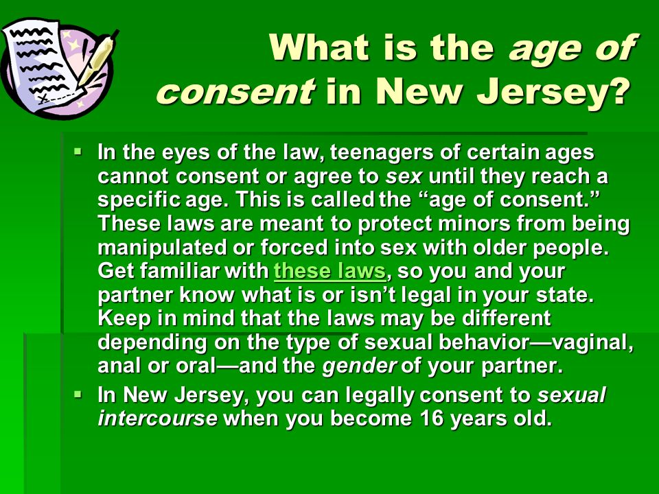 New Jersey's statute was subsequently struck