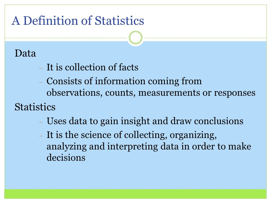 a definition and examples of an incidence in data collection Data collection is an important aspect of any type of research study inaccurate data collection can impact the results of a study and ultimately lead to invalid results.