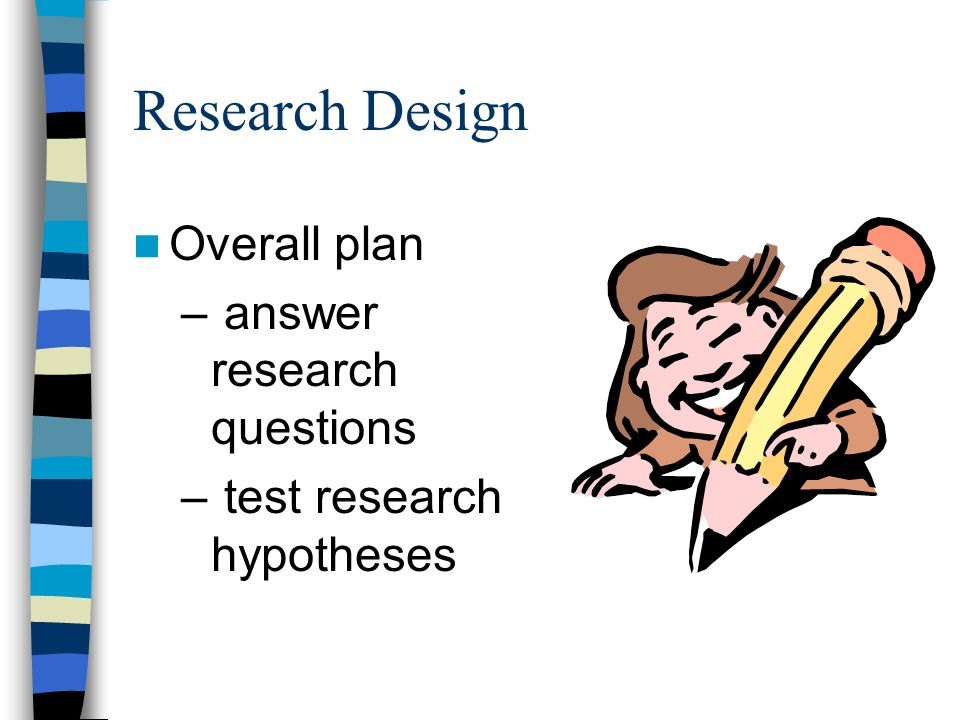 3 what would your experimental approach be to test this hypothesis Experimental research basic concepts in research and data analysis 3 decide to test your hypothesis by conducting a simple correlational study.