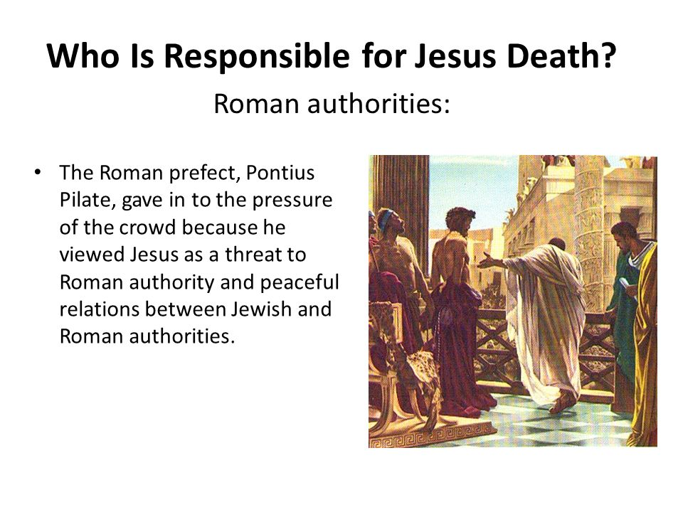 a discussion about the death of jesus christ Home lessons  special occasions  easter  the resurrection of jesus christ easter  if there is no rising from the dead, christ did  discussion questions: 1.