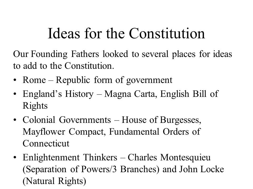 mayflower compact and house of burgesses The mayflower compact is one of these examples read on to find  400 years  old or a representative assembly (the house of burgesses) that is even older.