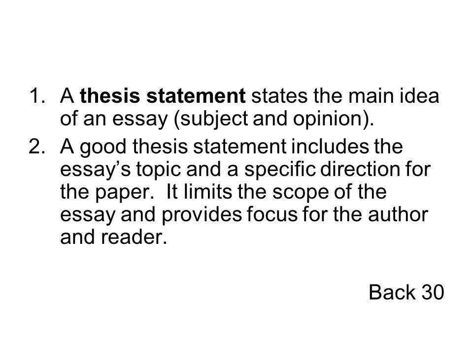 subject of essay Fix your essay writer's block with this example of an essay introduction  an essay introduction example don't let introductions scare you, use our  the connection between pumpkins and rats has been the subject of few, if any, other studies (2008.