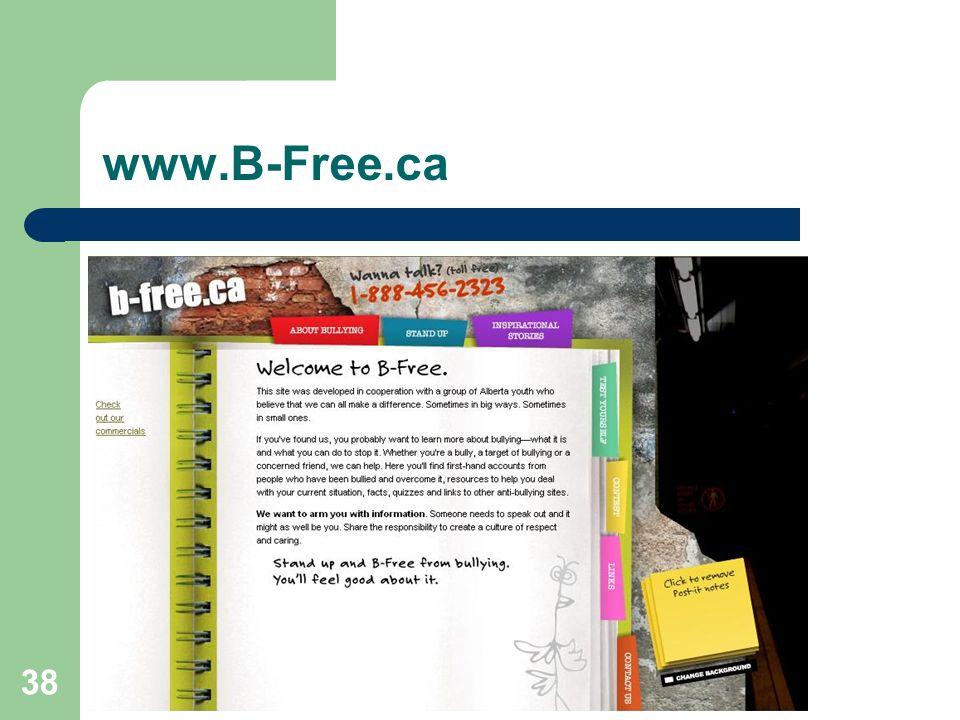 www.B-Free.ca