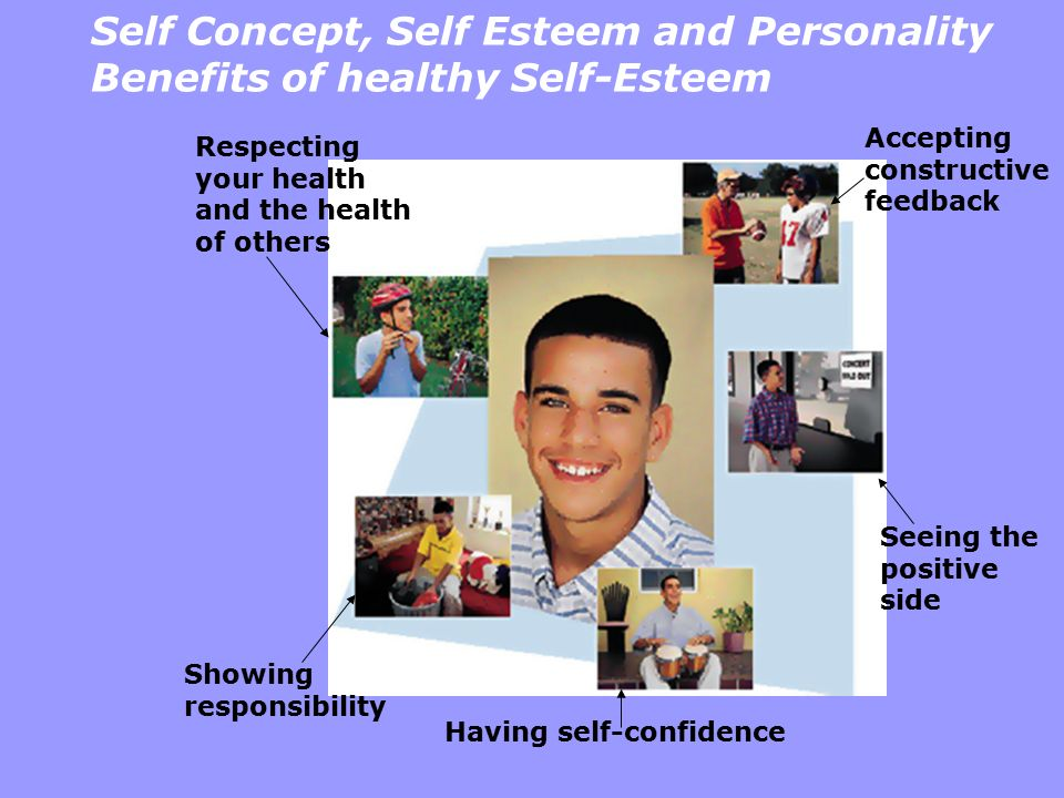 Self Concept, Self Esteem and Personality Benefits of healthy Self-Esteem