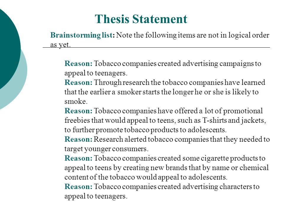 thesis statement for research What is a thesis home english is not the same as the thesis statement, which is a sentence or two in your introduction your thesis will answer your research.