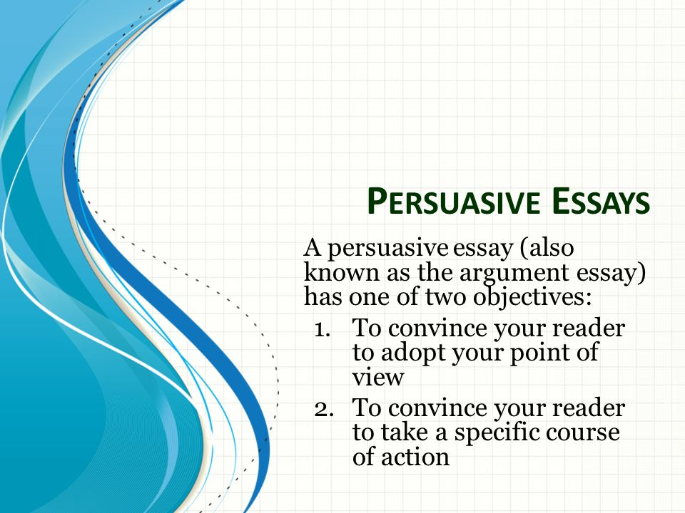objectives for writing a persuasive essay Linguistic scaffolds for writing effective language  to support points in expository and persuasive writing  tool for writing language objectives.