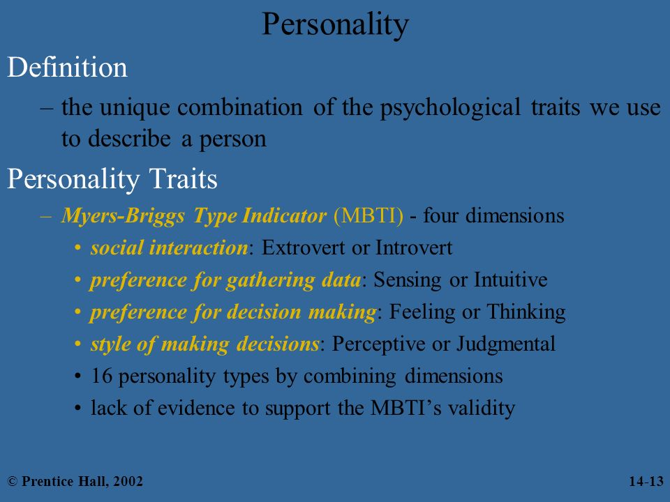 what methods were developed to define personality traits by trait theorists What methods were developed to define personality define maturity as a personality trait what methods were developed to define personality traits by.