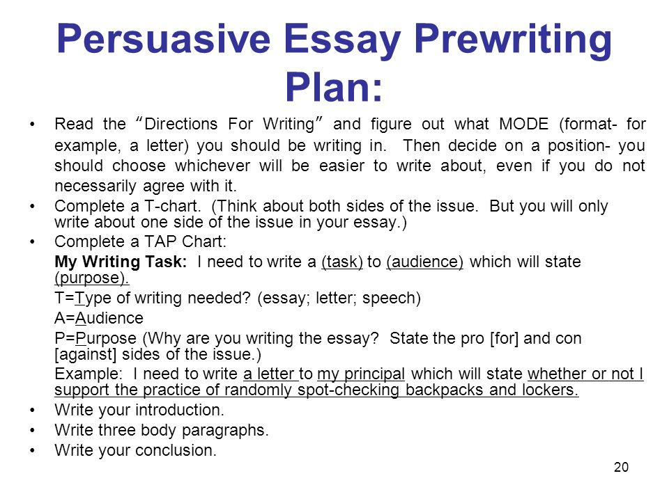Argumentative Essays persuasive essay language Persuasive Essays vs.