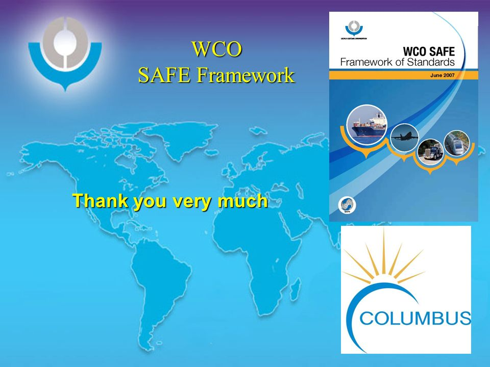 The Safe Framework Of Standards Ppt Video Online Download