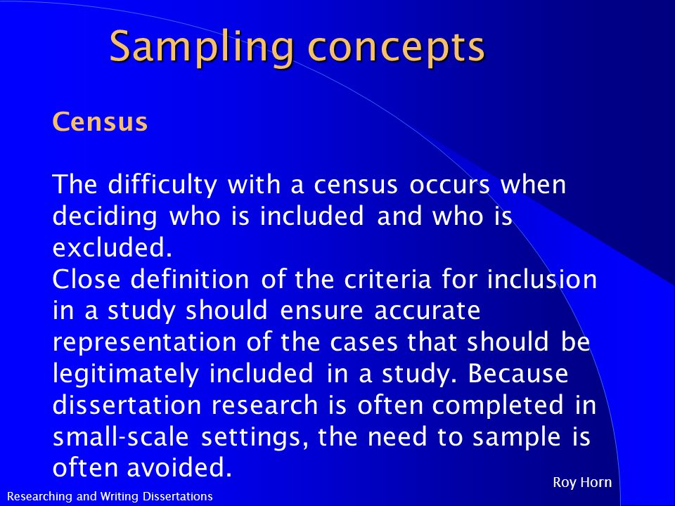 sampling strategy + dissertation Sampling is a procedure, where in a fraction of the data is taken from a large set of data, and the inference drawn from the sample is extended to whole group.