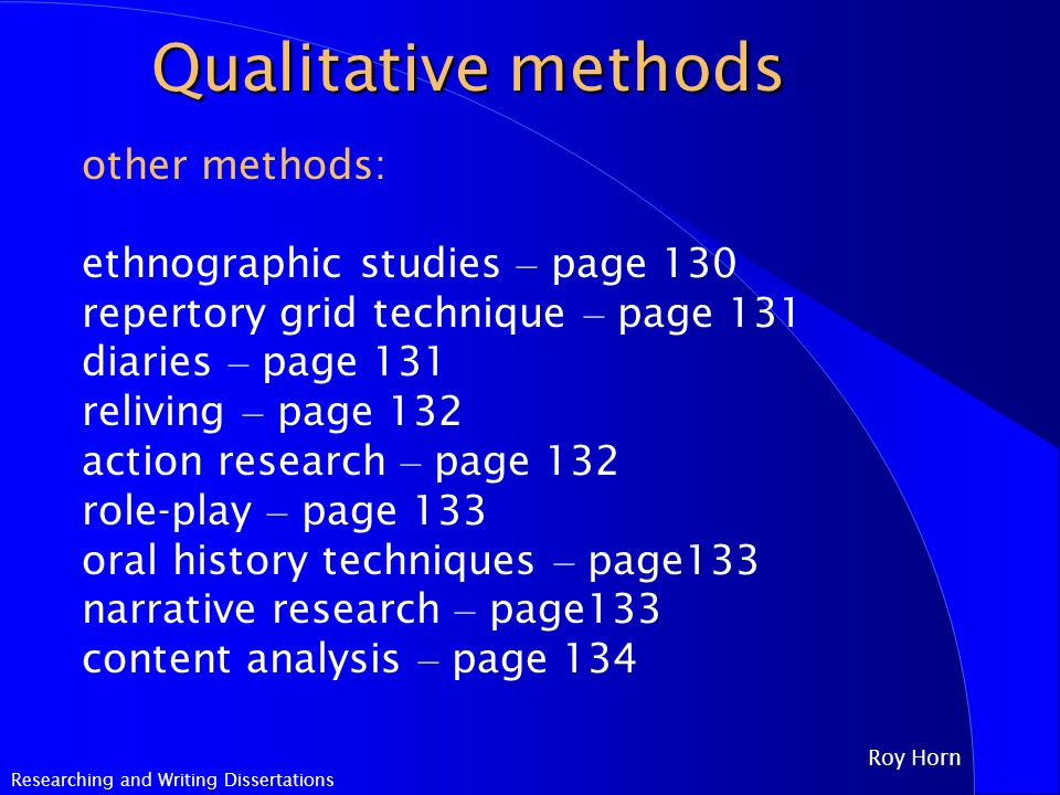qualitative research ethnographic research the aspect of thick Specifically, ethnographers focus on culture and customs, grounded investigation qualitative research was critical of the natural science model many researchers hold a `separatist' position and believe the worldviews of qualitative qualitative researchers use `thick description': they describe, analyse and interpret.