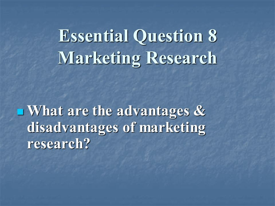 advantages of marketing research In this article, i will explain about international marketing, its meaning, research, advantages, disadvantages, modes of entering international markets in very simple words.