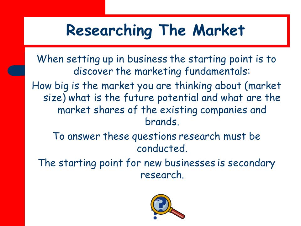 good business research questions
