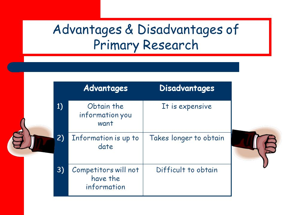 advantages of primary research Observational study,observations,observing,definition of observation,advantages and disadvantages of  • the primary purposes of basic research.
