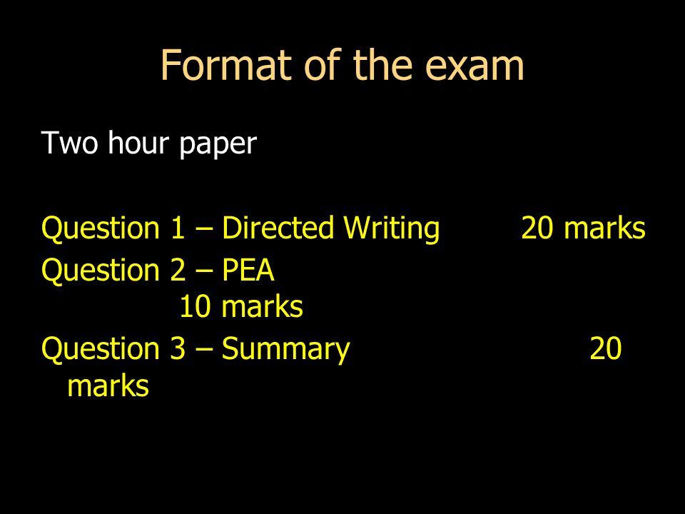 igcse english writing paper tips Transcript of igcse english language paper 3- directed writing  top tips for question 1:  welcome to gcse english at west suffolk .
