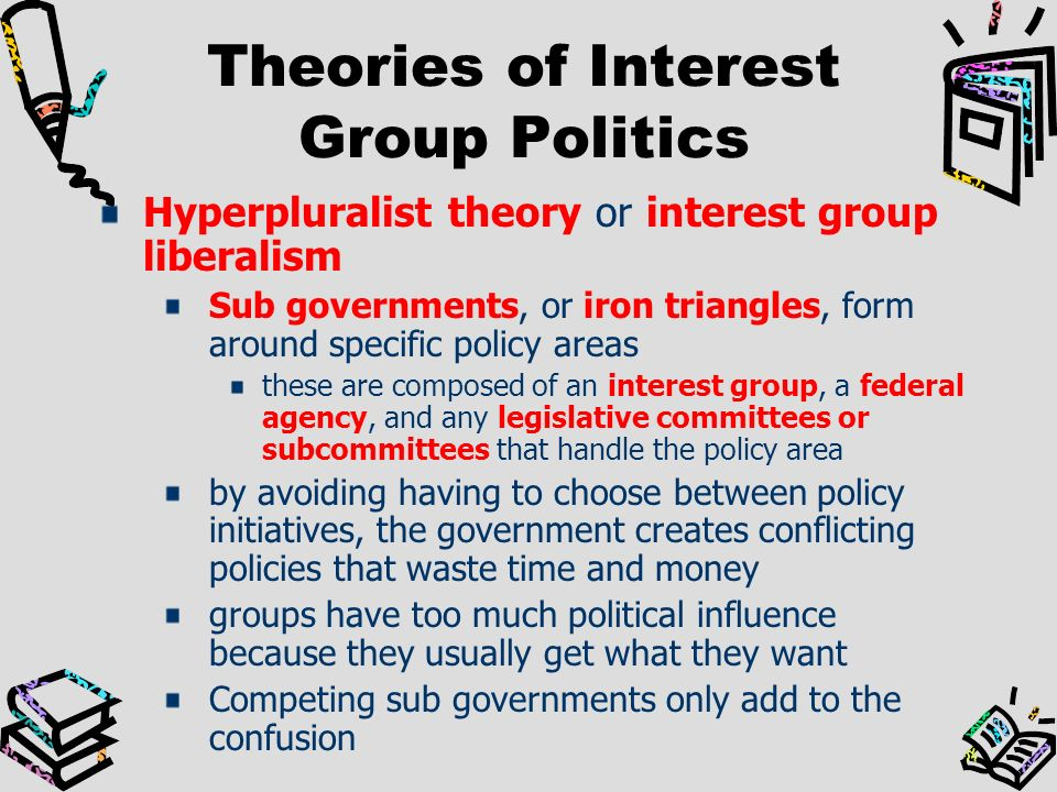 an introduction and a summary of the interest groups in the united states Ap united states government and politics summary overview chapter 11: interest groups overview interest groups in the united states are more numerous and more.