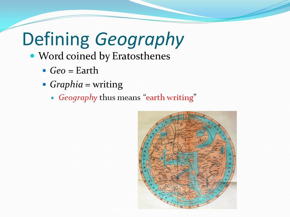 fundamental concepts of recreational geography essay For physical geography, we will give the child the basic forms of landmass we will use models, pictures, and books to bring this information to the child .