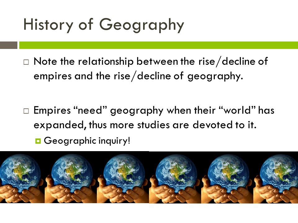 relationship between art and geography