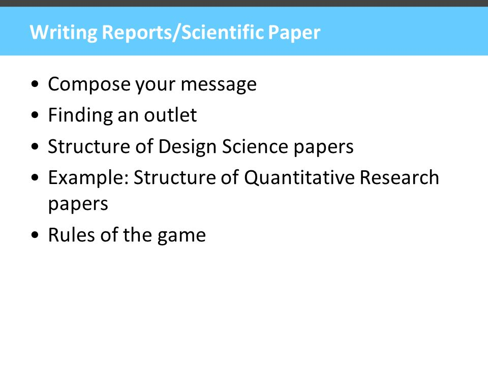 writing the empirical social science research paper An apa research paper model thomas delancy and adam solberg wrote the following research paper for a psychology class as you review their paper.