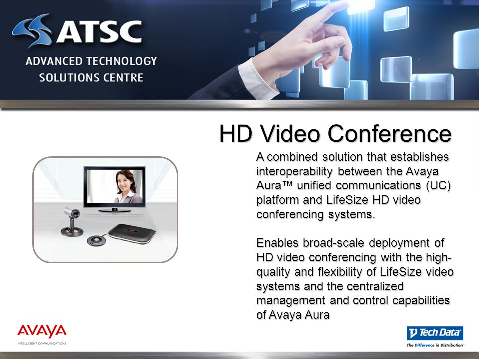 HD Video Conference