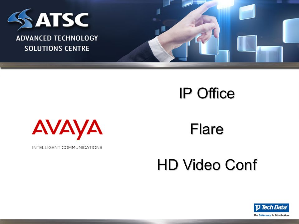 IP Office Flare HD Video Conf