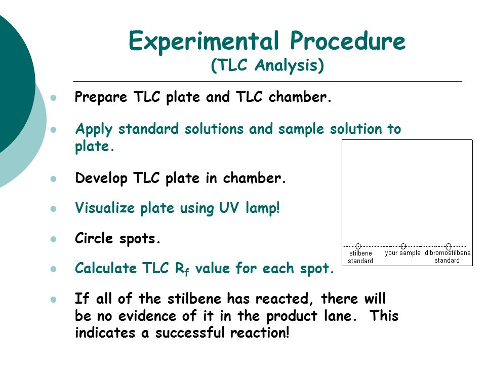 an overview of an experimental procedure Sample lab instruction experimental investigation of c/d introduction: how is the circumference of a circle related to its diameter in this lab, you design an.