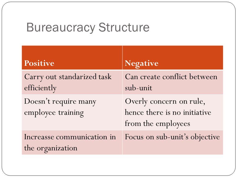 Bureaucracy Structure