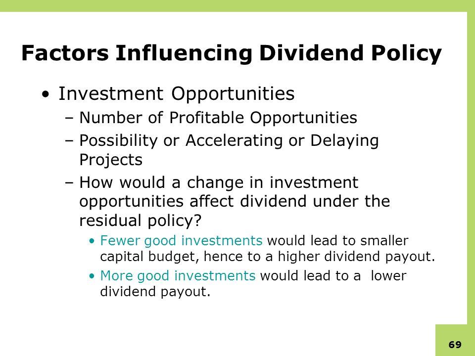 factors influencing public policy