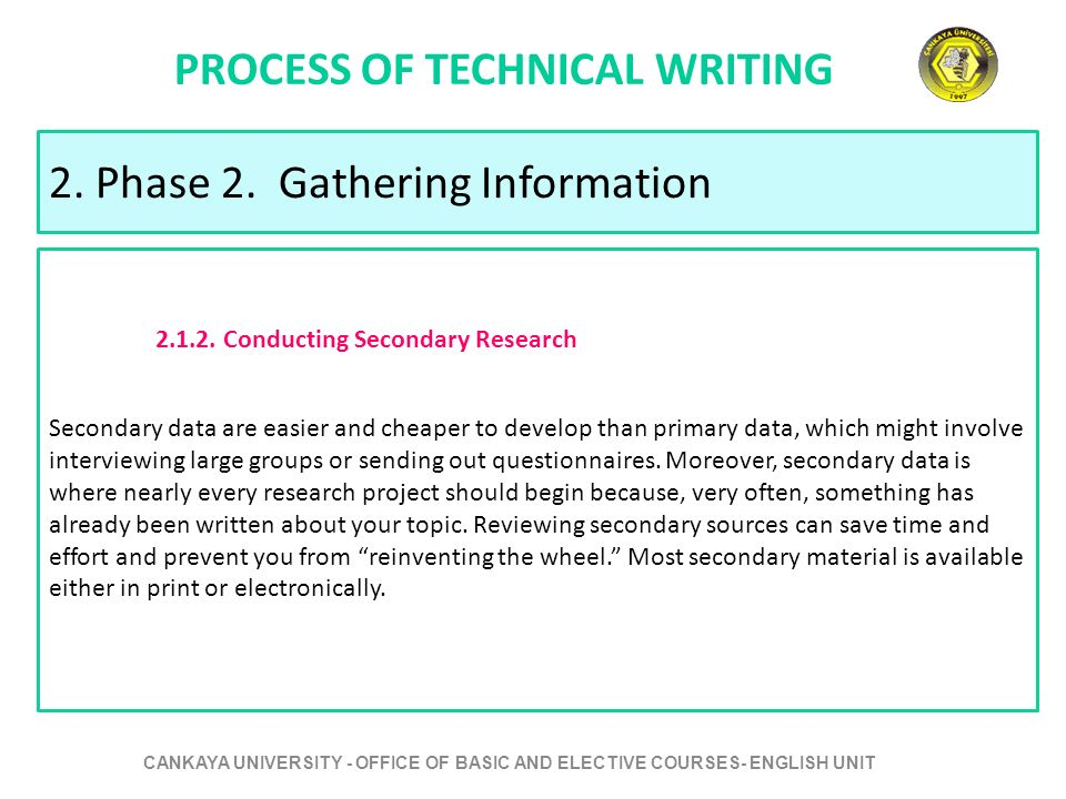 the technical writing process Online handbook the writing process revising, editing and proofreading revising, editing and proofreading spelling mistakes, etc proofing is the final stage of the writing process good technical writing is always 'as short as possible,' while containing the necessary amount.