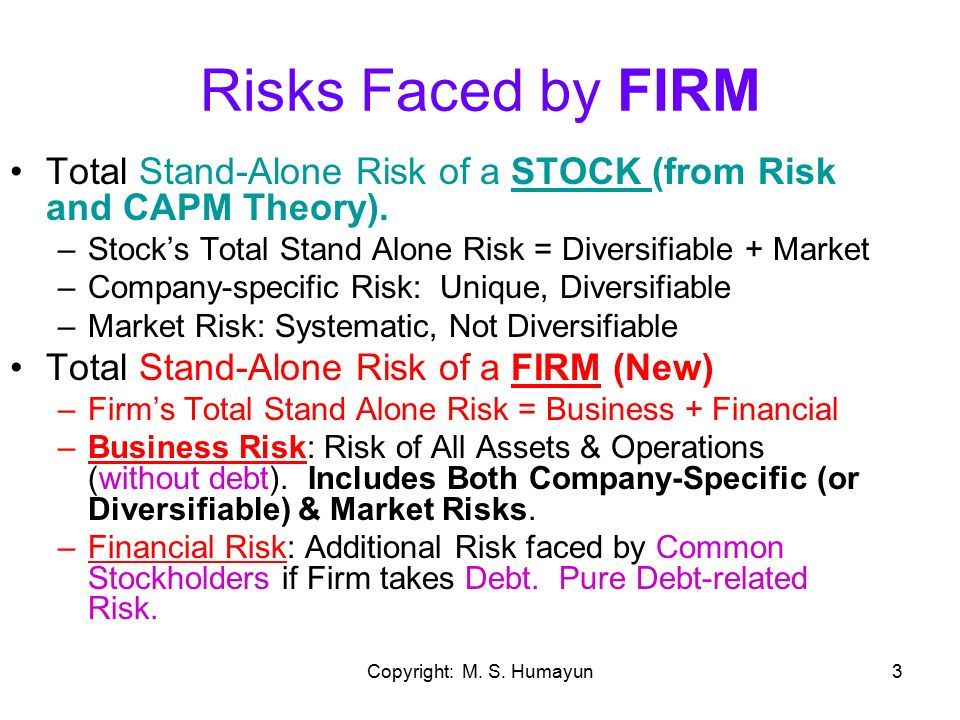 typical risks faced by a firm Risk management assesses and controls the risks faced by a firm share flip pin share email  a risk manager's typical schedule.