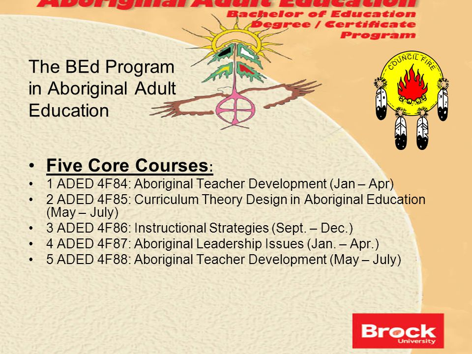 aboriginal adult conference education