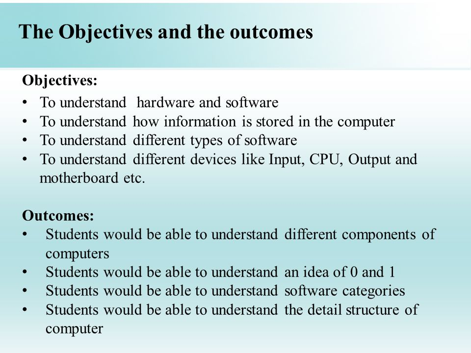 chapter 2  computer system components