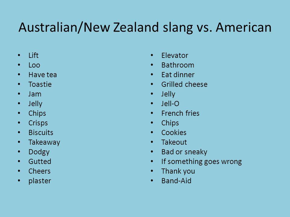Australian & New Zealand Pop Culture - ppt video online download