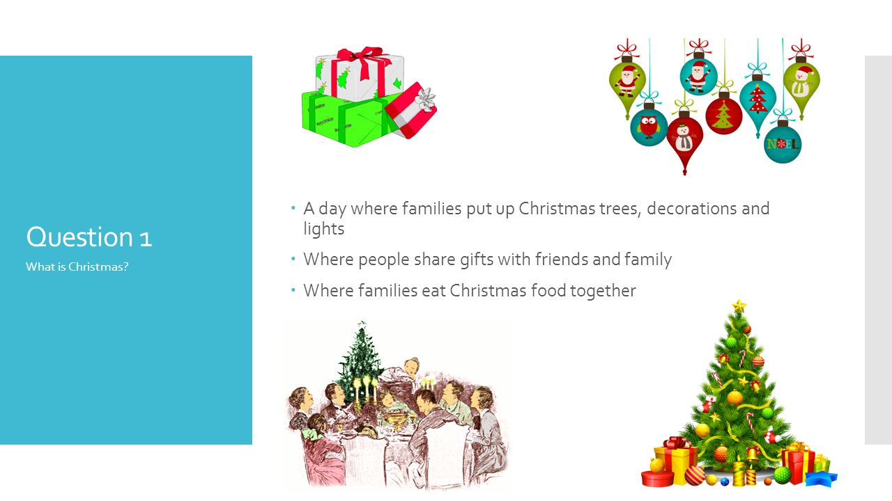 Demonstration PowerPoint: Christmas - ppt download