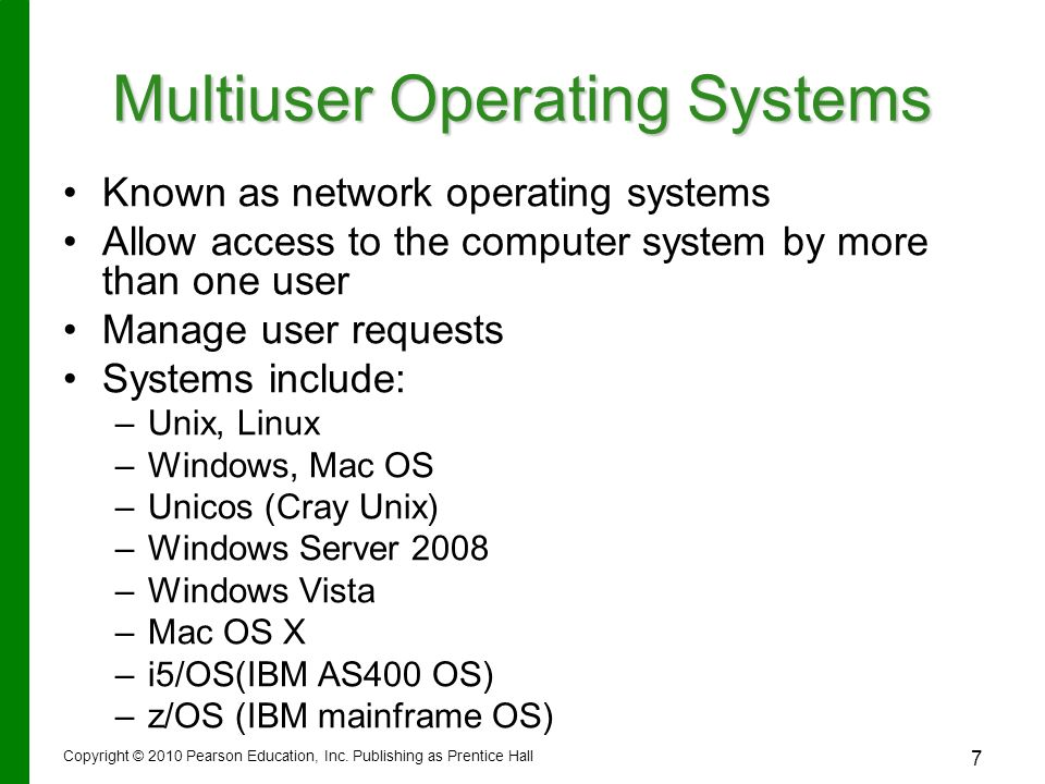 multiuser operating systems. Resume Example. Resume CV Cover Letter