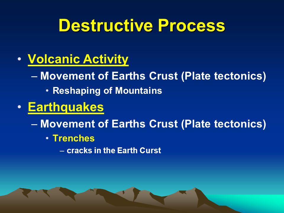 Constructive Process E...