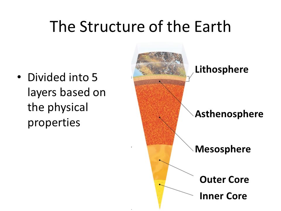 Chapter 3 – The Dynamic Earth Section 1: The Geosphere ...