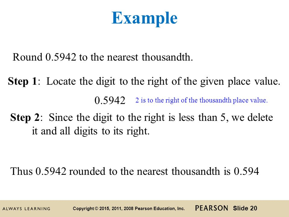 Introduction To Decimals Ppt Video Online Download