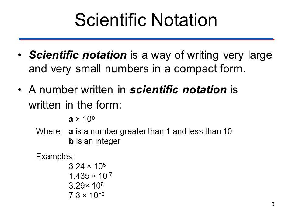 Scientific & Engineering Notation - ppt video online download