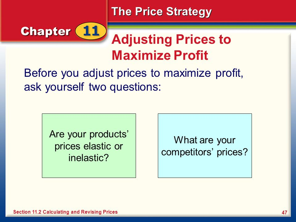 7 Principles to Maximize Your Profits in Any Market