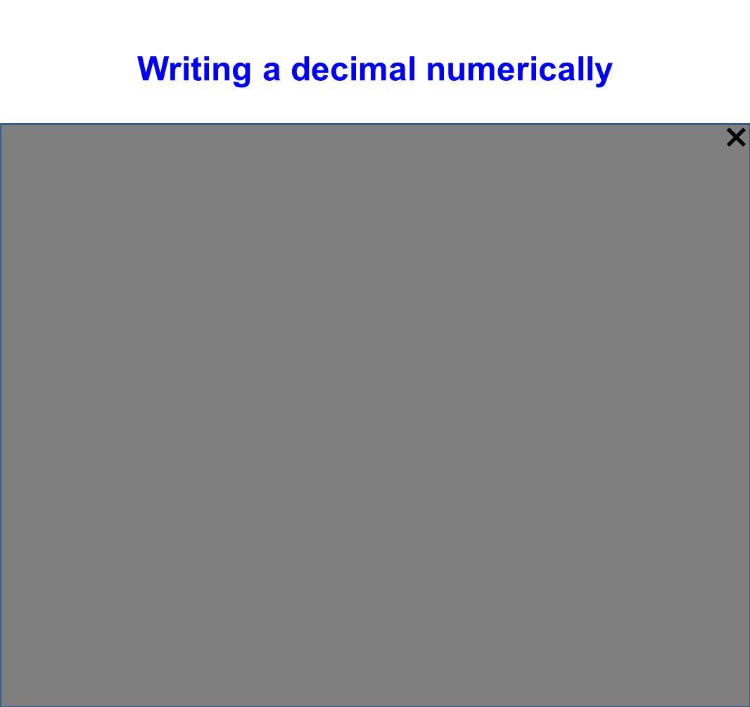 Enchanting Math Drills Com Decimals Collection - General Worksheet ...