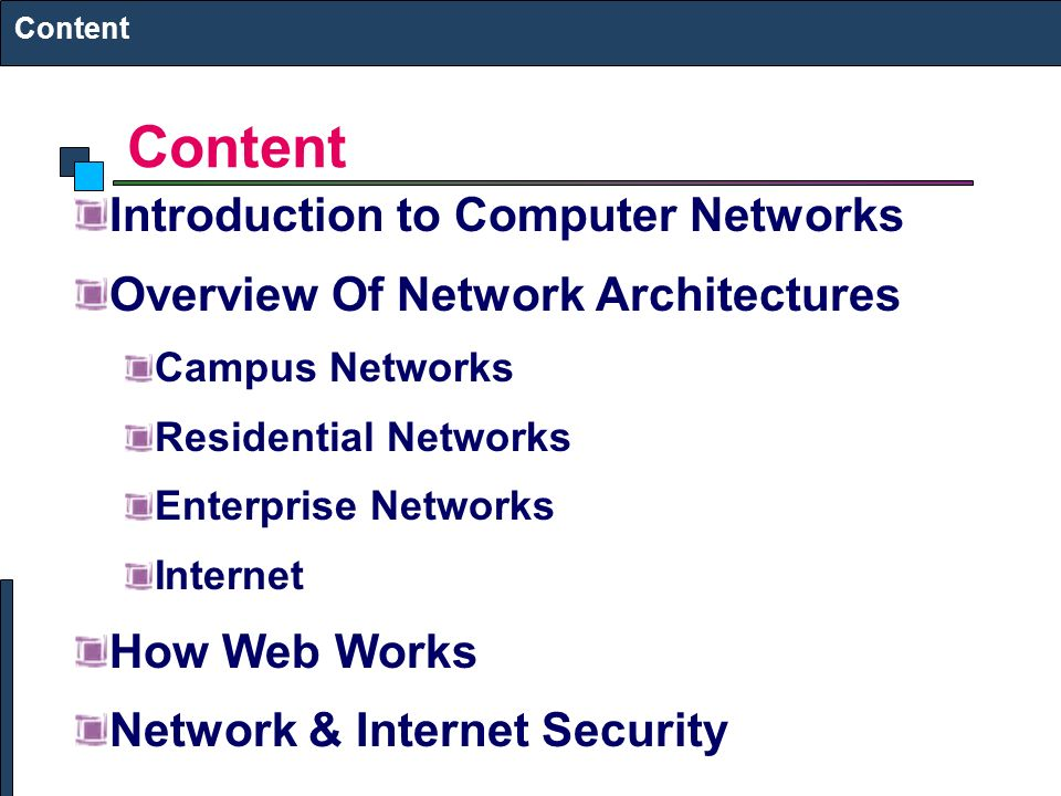overview computer networks At brief look at logical and physical networks, hardware and software, and how we begin to classify computer networks.