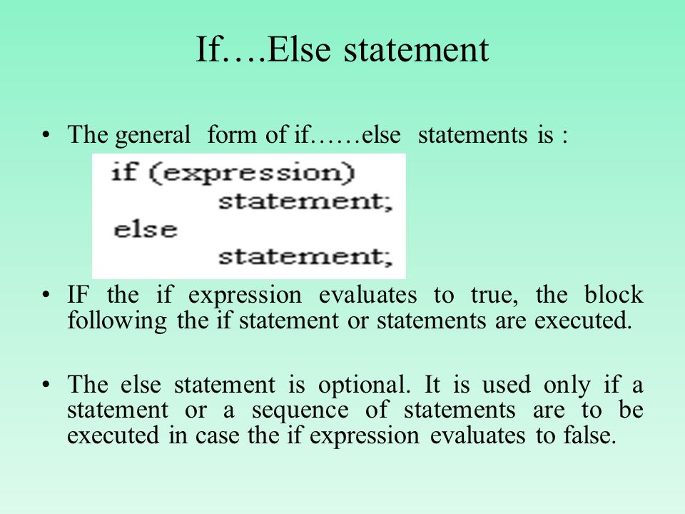 computer fundamentals if else statement It is a powerful database computer language which was introduced in 1974 sql is specifically designed to work with relational databases if then else statement the syntax is as follows if ( condition ) then statement else statement end if here.