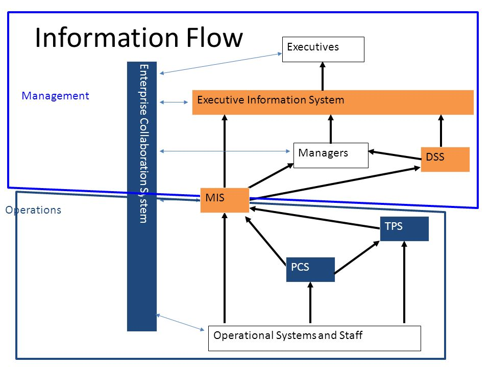 executive information system The executive information systems (eis) was facing a high risk of failures, these estimates 70% of the failures organizational psychological, technological and educational issues make the implementation of the system difficult.